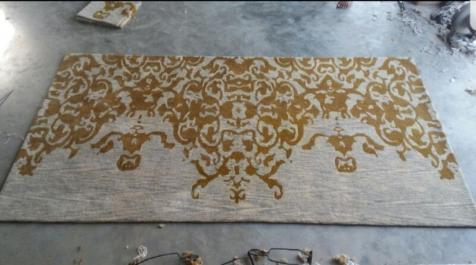 New Zealand Wool Hand Tufted Carpet Manufacturers in Bihar