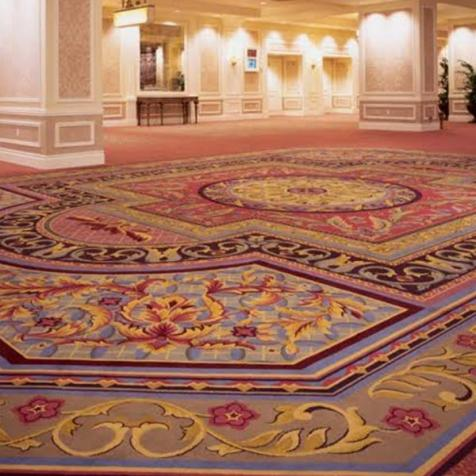 Wall to Wall Hand Tufted Carpets Manufacturers in Jammu and Kashmir