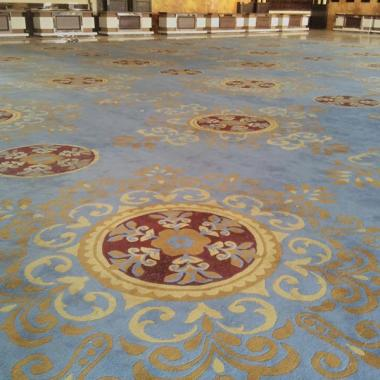 Bamboo Silk Carpet Manufacturers in Tuchen