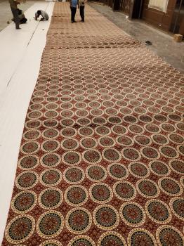 Abstract Pattern Large Area Rug Manufacturers in Shimoga