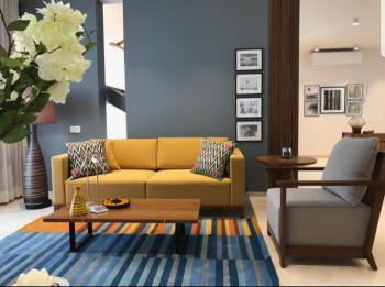 Color Stripe Living Room Carpet Manufacturers in Thane