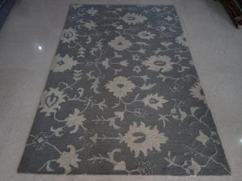Floral FEH Hand Tufted Carpet Manufacturers in Tamil Nadu