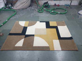 Moden Art Area Rug Manufacturers in Bhagalpur