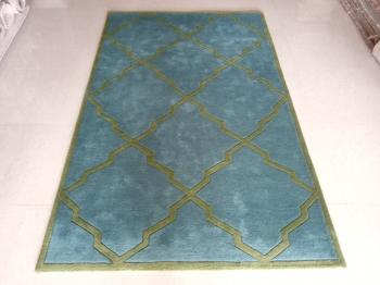 Modern Tufted Woolen Rug Manufacturers in Bangalore