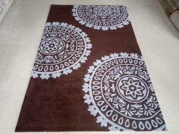 Round Rugs For Bathroom Manufacturers in Gujarat