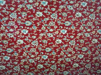 Seamless Pattern Beautiful Isolated Flowers Vintage Area Rug Manufacturers in Jharkhand