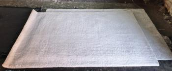 Simple White Woolen Area Rug Manufacturers in Nagaland