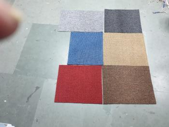 Unicolor Simple Doormat Manufacturers in Bishnupur